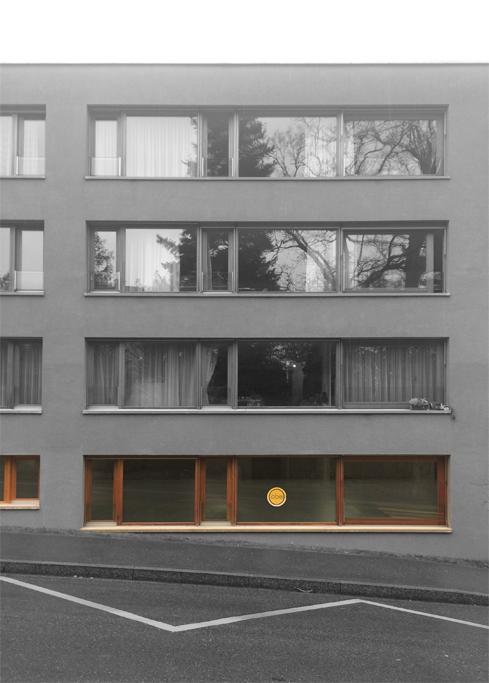 "Arztptaxis ""Obesunne"" Arlesheim, Umbau"