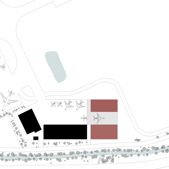 Hangar EuroAirport Basel, Konzeptstudie