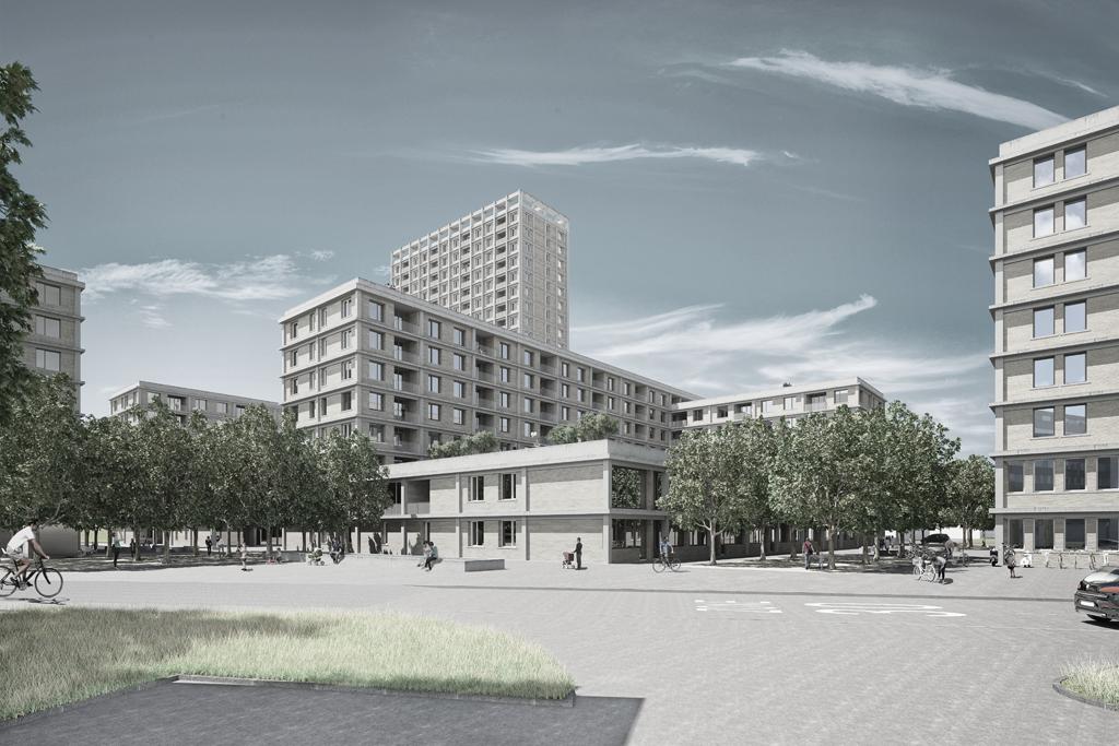Münchrüti Sursee, Entwicklungskonzept (Atelier F-Geschoss GmbH & Leuenberger Architekten AG)